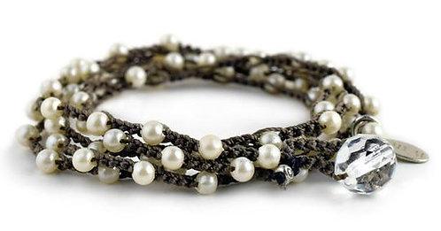 24/7 Vintage Faux Pearl