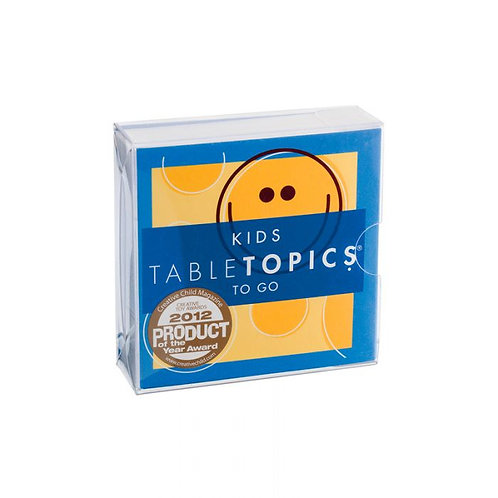 Kids Table Topics To-Go