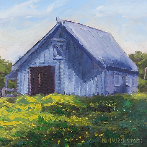 """Barn in the Buttercups"""