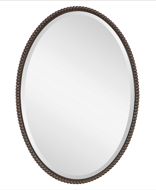 Sherise Bronze Oval