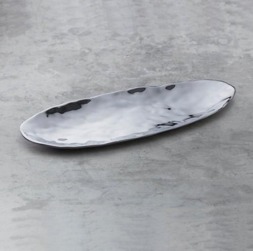 SOHO Organic Oval Platter