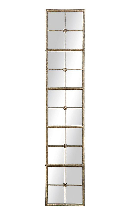 Gold Finish Bar Mirror