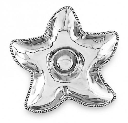 Ocean Starfish Dip Tray