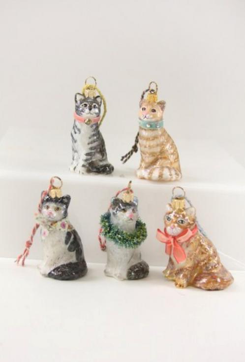 Kitten Ornament