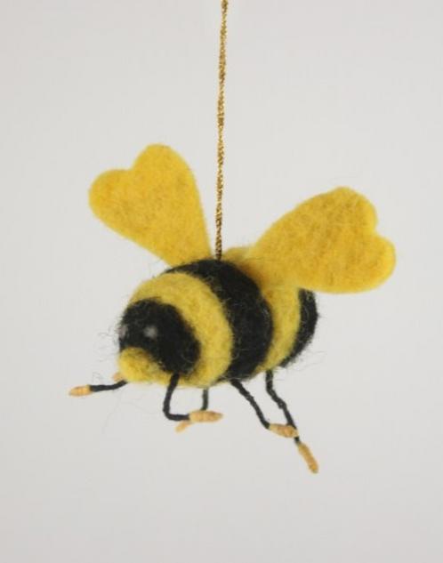 Bumblebee Ornament