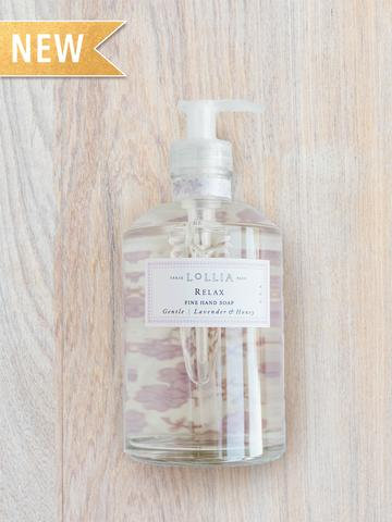 Relax Hand Soap