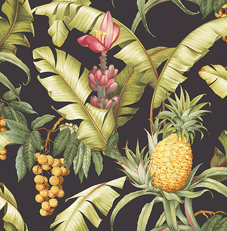 Pineapple Floral