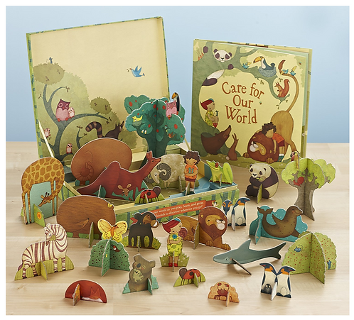 Care For Our World Play Set