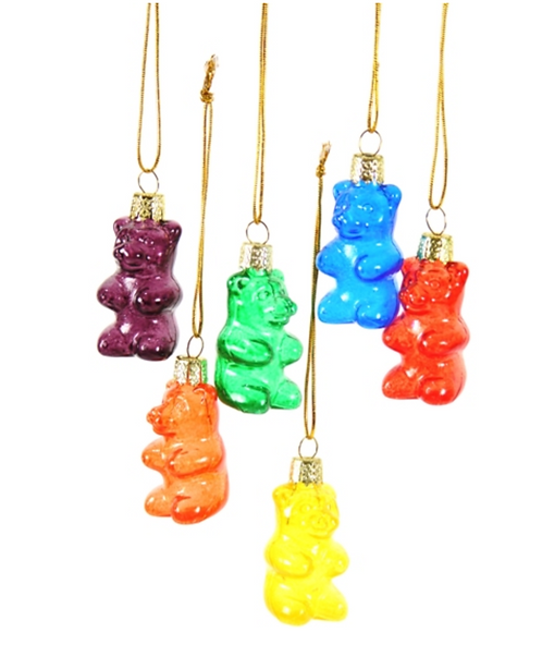 Mini Gummy Bear Ornament