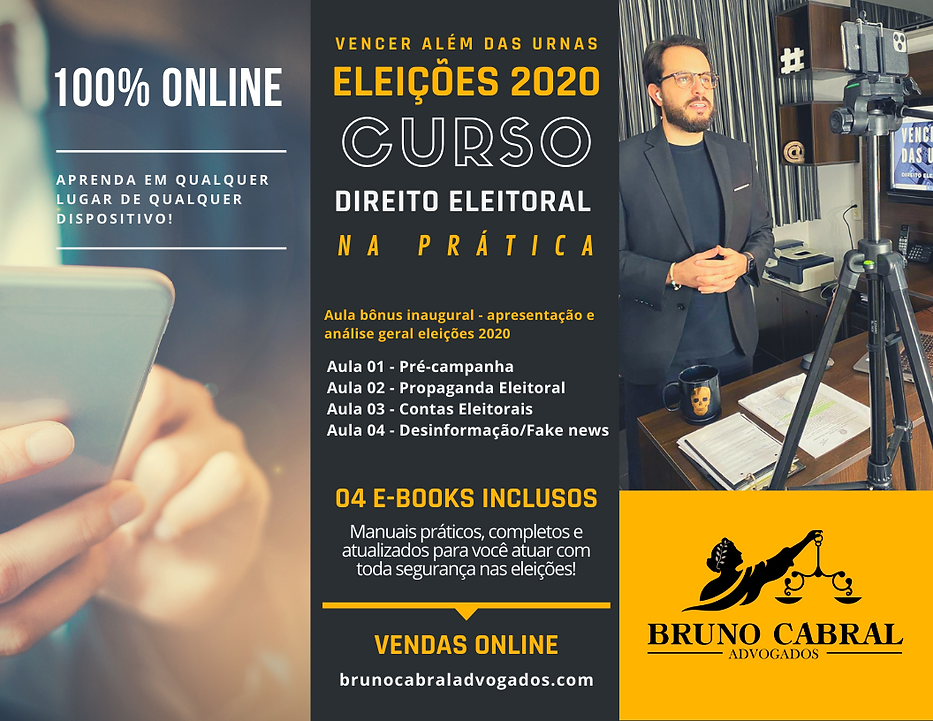 Curso direito eleitoral Bruno Cabral