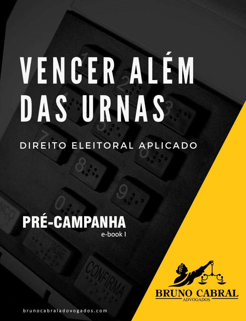Ebook I - Pré-campanha