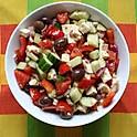 Horiatiki (Village Salad