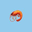 Shrimp Souvlaki