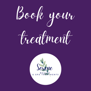Book your Treatment
