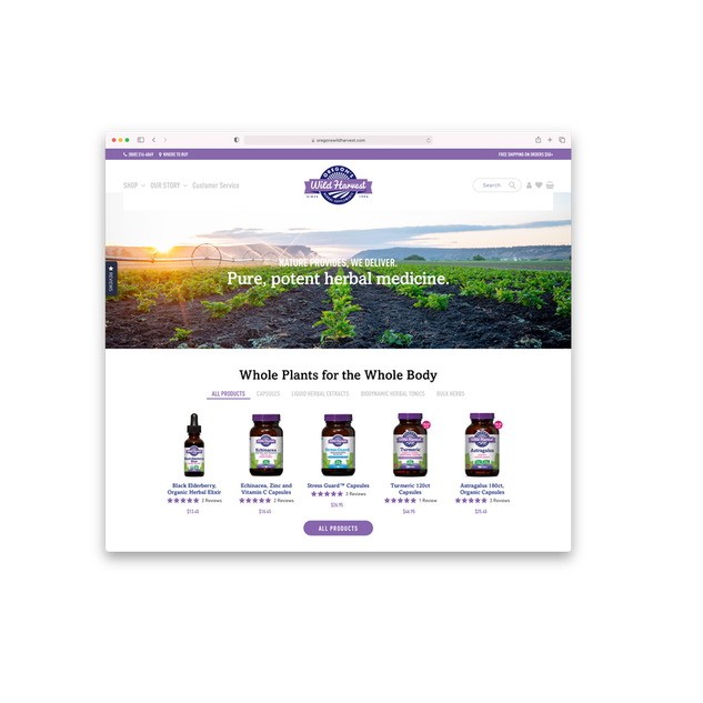 OWH Product Page