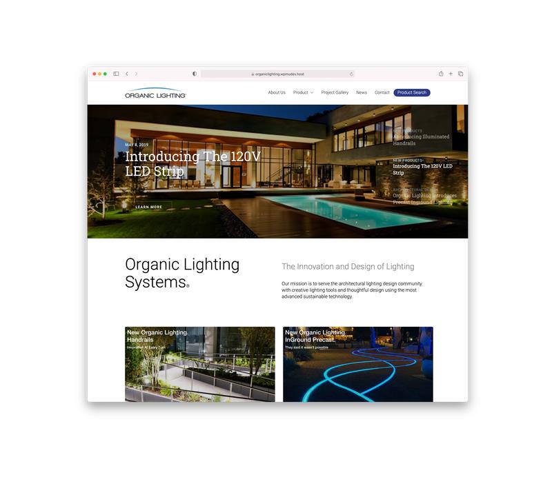 Organic Lighting Systems