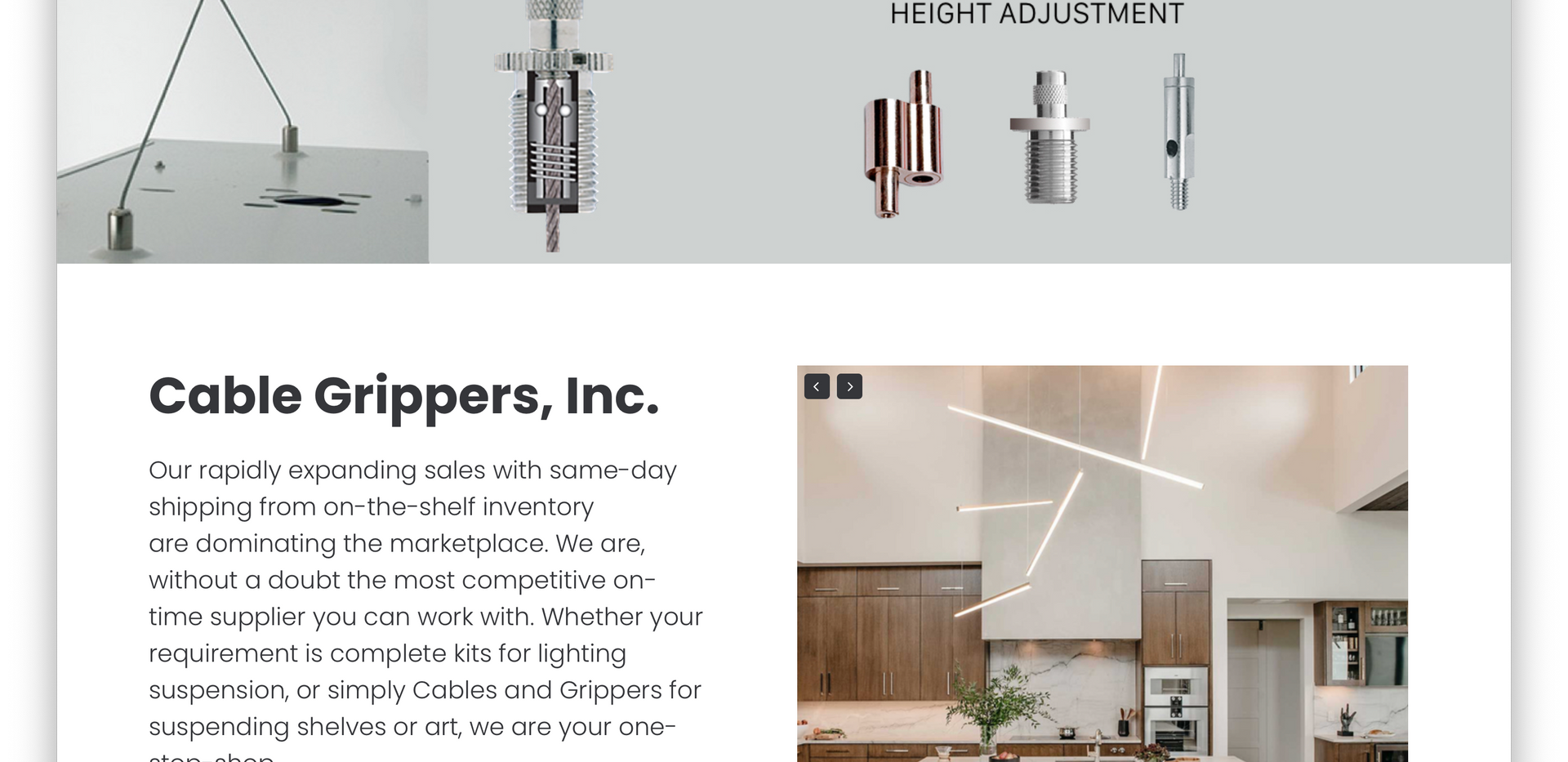Cable Grippers, Inc.