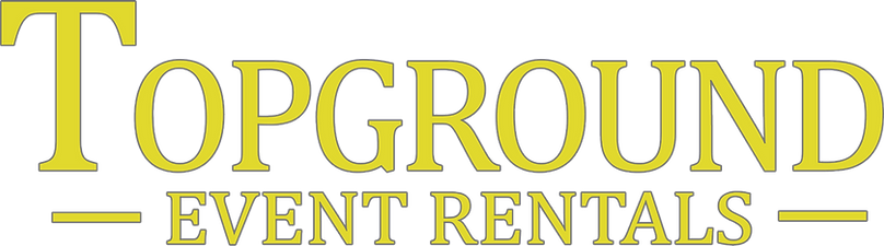 topground event rentals party rental business