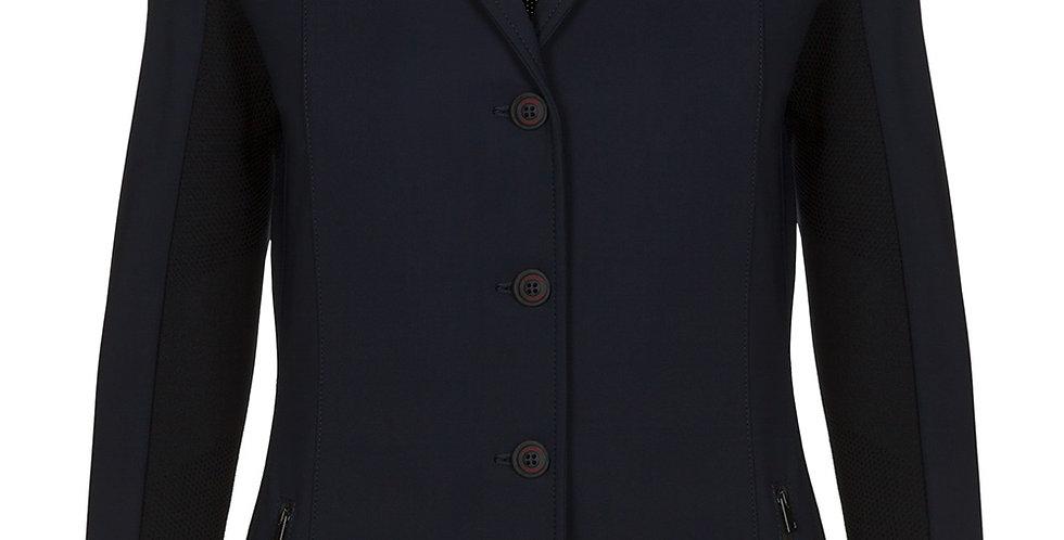 Cavalleria Toscana Tech Knit Riding Jacket, Navy