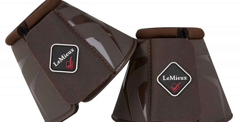 Lemieux - ProShell Over Reach Boots Brown