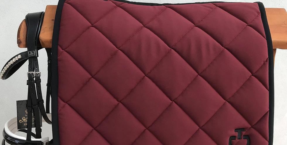 Cavalleria Toscana - Jersey Quilted Rhombi Dressage Saddle Pad