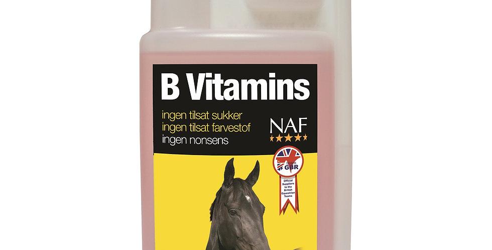 NAF - B-Vitamin