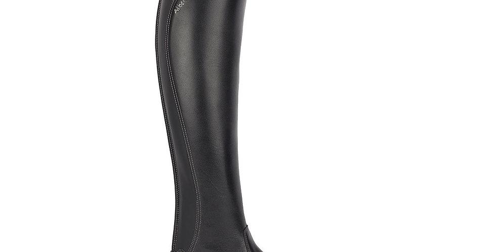 Alberto Fasciani - Black Standard Riding Boots, 33073