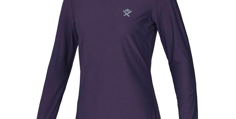 Kingsland - Shantytown ladiesTraining Shirt, Lilla