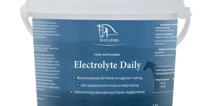 Blue Hors Electrolyt Daily 2 kg.