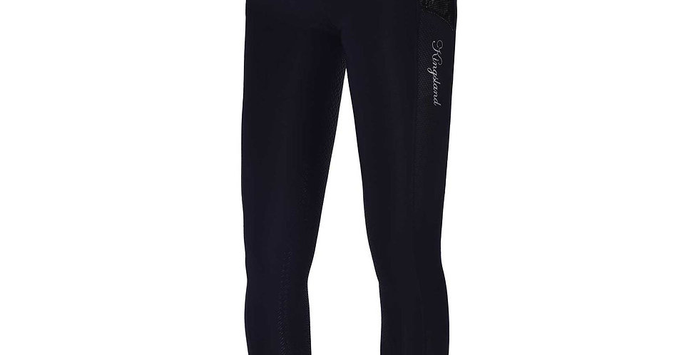 Kingsland - Karina full grip tights, Navy