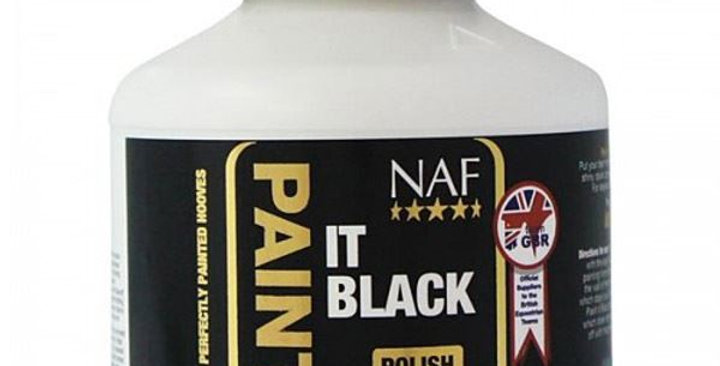 NAF Paint it Black (Hov Lak)