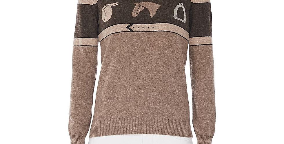Vestrum Malmedy Knitwear, Brown