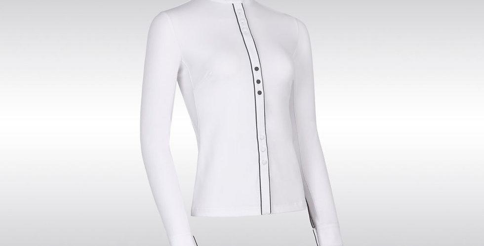 Samshield - Harper Shirt LS, White