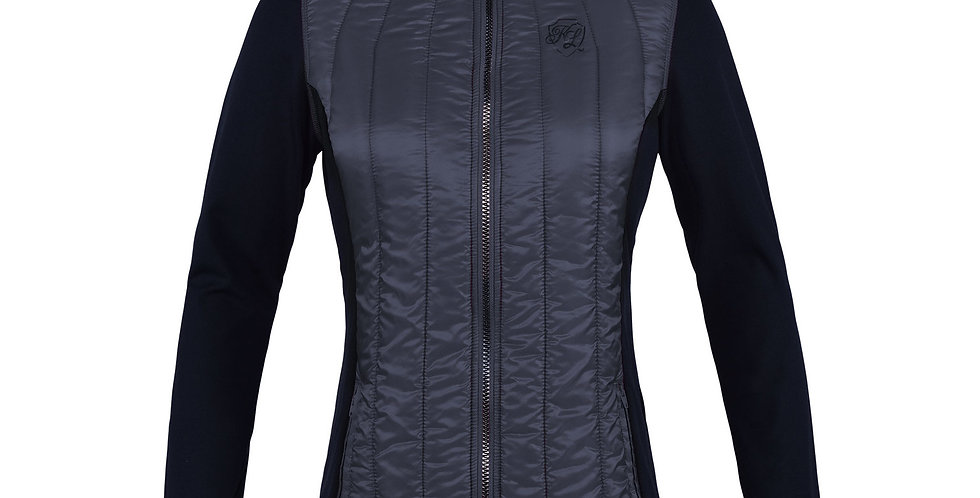 Kingsland - Chapleau Ladies Fleece jacket, Navy
