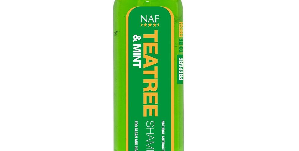NAF Tea Tree & Minty Shampoo