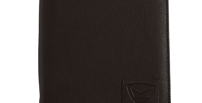 Marisebag Passport holder - Chocolate