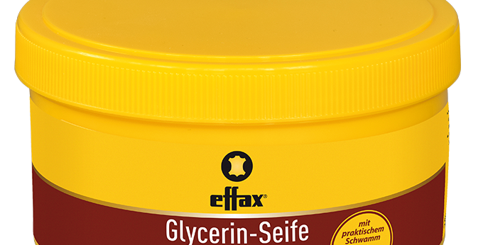 Effax Glycerin sæbe / Sadelsæbe