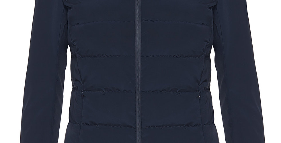 Cavalleria Toscana R-Lab Nylon Quilted Jacket, Navy