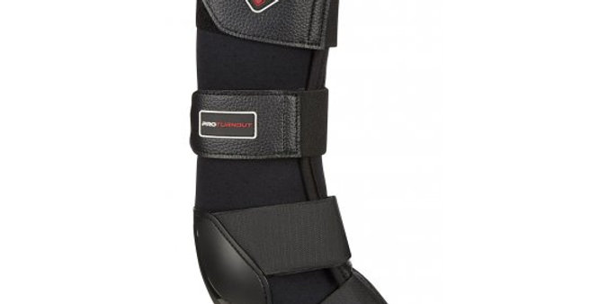 Lemieux -Turnout Boots Black