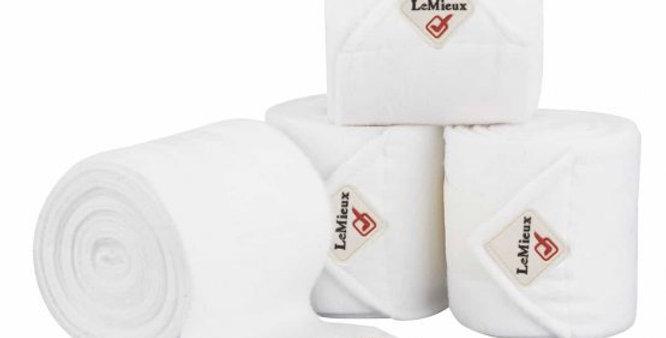 Lemieux - fleece polo bandages