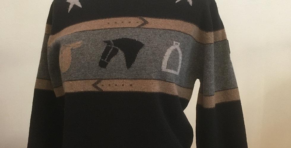 Vestrum Malmedy Knitwear, Black