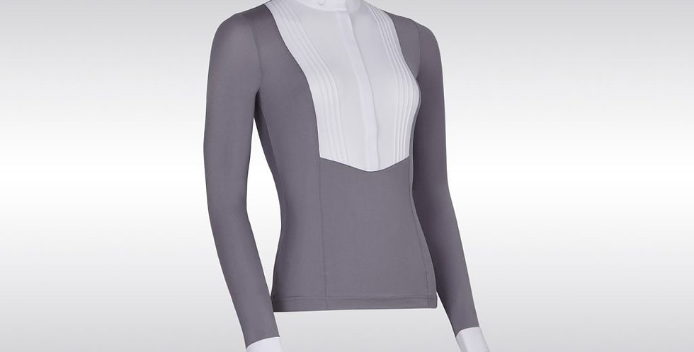 Samshield - Sophia Long Sleeves Shirt, Light Blue