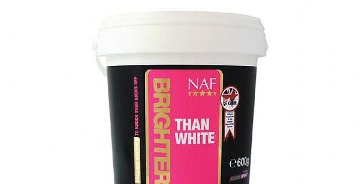 NAF - Brighter Than White