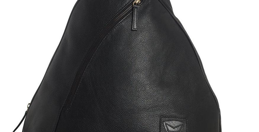 Marise Helmet Bag - Black