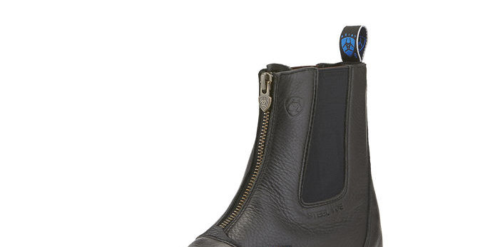 Ariat - STEEL TOE, Heritage II Zip Paddock, Woman