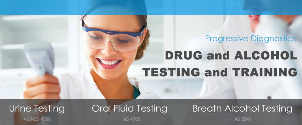 Progressive Diagnostics Drug and alcohol testing and training services