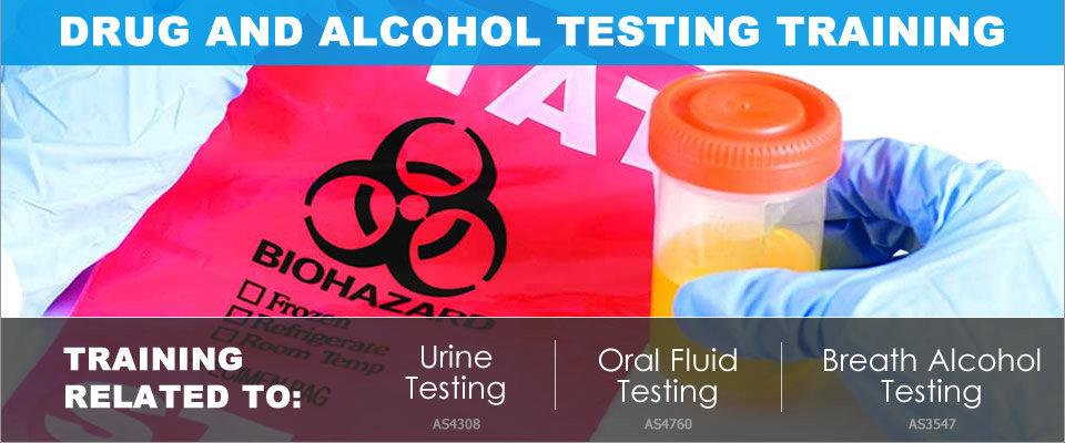 Drug and Alcohol Testing Training