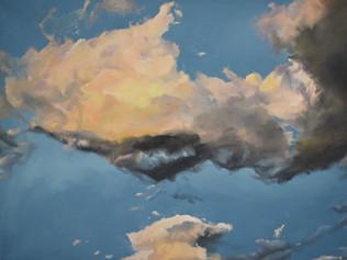 Clouds 3, 2018