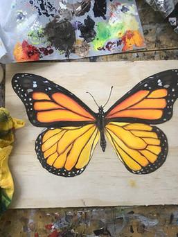 Butterfly 1, 2018