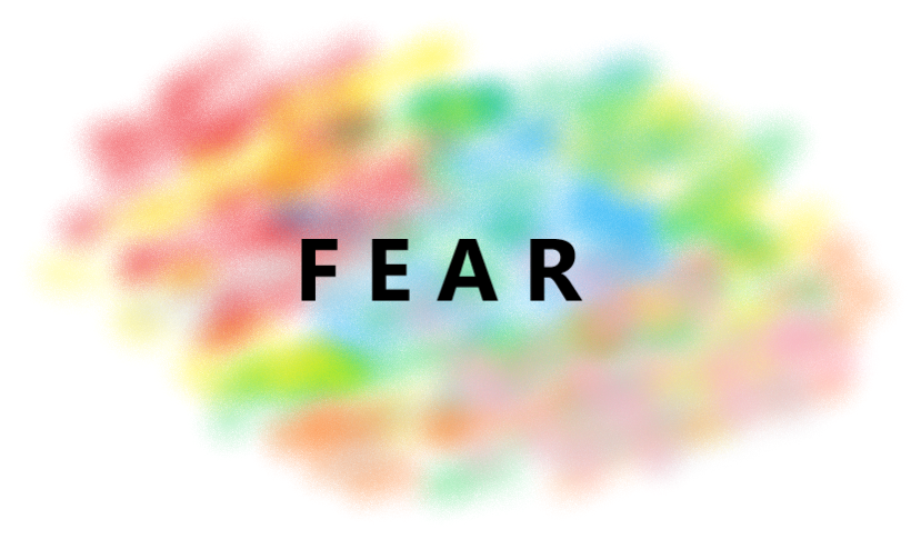 FEAR:  The four letter word for Christians